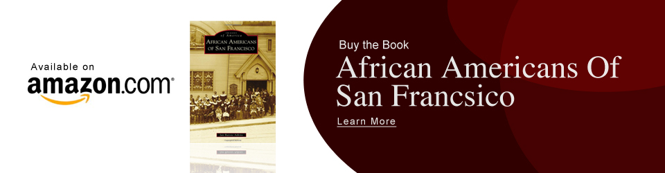 Buy The Book – African Americans Of San Francisco